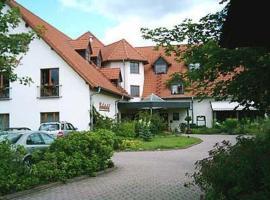 Hotel Hubertushof, Bad Berka