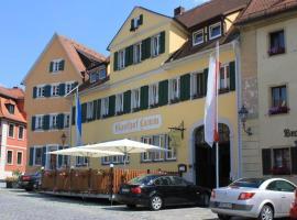 Hotel Gasthof Lamm, Feuchtwangen