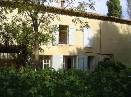 Authentique Mas Provençal, Pont-Saint-Esprit