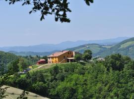 Girfalco Country House, Urbino