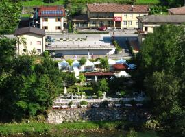 Da Gianni Hotel, Zogno