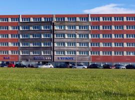 Hotel de l'Europe, Dieppe