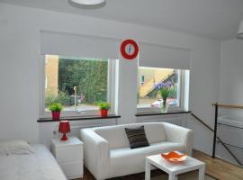 Villa Vega Apartments, Lund