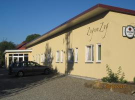 Hotel Zug um Zug, Schemmerhofen