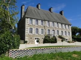 Manoir Saint-Martin, Percy