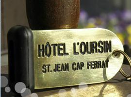 L'Oursin, Saint-Jean-Cap-Ferrat