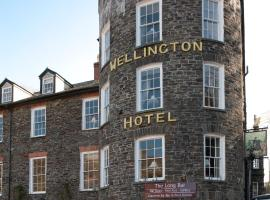 The Wellington Hotel, Boscastle