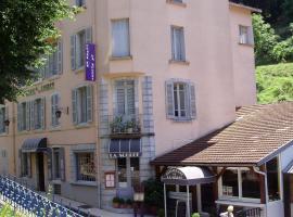 Hôtel de La Source, Capvern