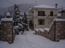 Aroanios Hotel, Klitoria