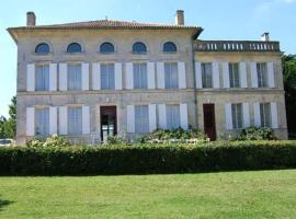 Gite A La Grande Maison, Pujols Gironde