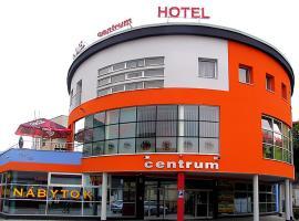 Hotel Centrum, Čadca