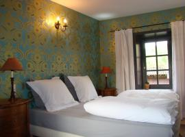 Chambres d'hôtes Rougeclos, Saint-Julien