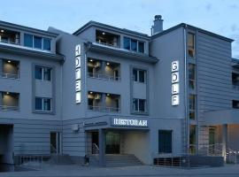 Hotel Golf Luxury, Kruševac