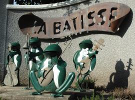La Bâtisse de Jailly, Notre-Dame-de-Boisset
