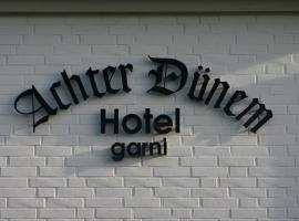 Hotel Achter Dünem