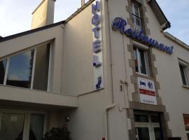 Hôtel Restaurant Les Brières, Herbignac