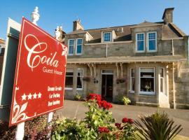 Coila Guest House, Ayr