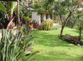 Wharepuke Subtropical Accommodation, Kerikeri