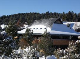 Le Chalet du Ticou, Bolquere Pyrenees 2000
