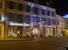 Hostellerie de la Poste - Châteaux et Hôtels Collection, Avallon