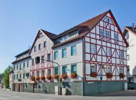 Hotel Gasthof Zum Rössle, Heilbronn