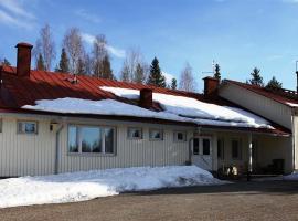 Nokipannu Bed and Breakfast, Pudasjärvi