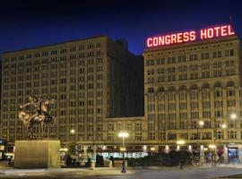 Congress Plaza Hotel, Чикаго