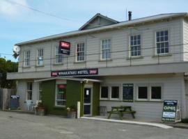 Castlepoint Hotel & Guesthouse, Whakataki
