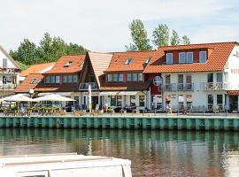 Hotel zur Brücke, Greifswald