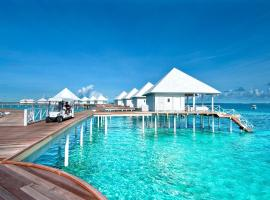 Diamonds Thudufushi Beach & Water Villas, Thundufushi