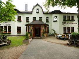 Hotel Waldschlößchen Garni, Glienicke