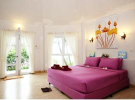Nimmanoradee Resort, Szamed-sziget