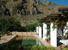 Cortijo La Alberca, Níjar