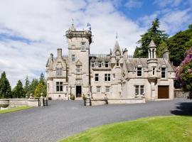 Kinnettles Castle, Forfar
