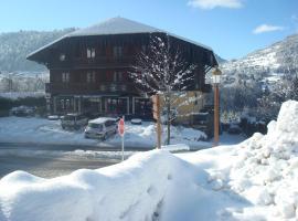 Auberge du Mont Rond, Montriond