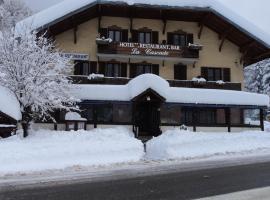 Hôtel la Cascade, Villard-sur-Doron