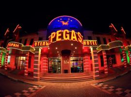 Hotel Pegas, Krasnodar