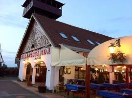 Fehértói Halászcsárda és Panzió, Szeged