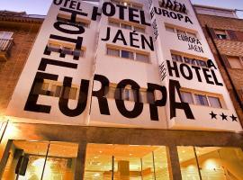Hotel Europa, Jaén