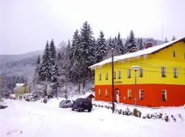 Apartmány Lestarka, Kořenov