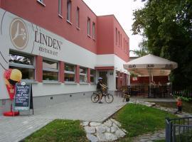Linden Restaurant and Pension, Brno