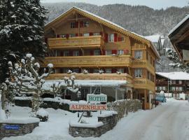 Hotel Alpenblick, Wilderswil