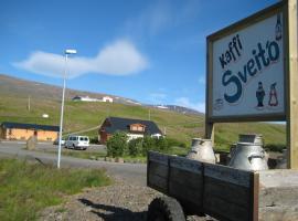 Dæli Guesthouse, Víðidalstunga