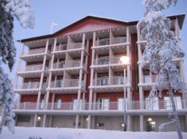 Aparthotel Simpsiönkullas, Lapua
