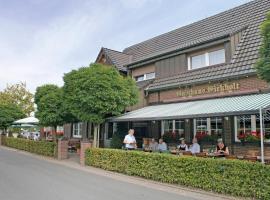 Gasthaus Eickholt Hotel-Restaurant, Ascheberg