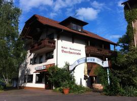 Hotel Bacchusstube garni, Goldbach