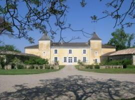 Chateau Les Pericots, Aillas