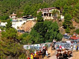 Hotel-Spa VegaSierra, Bogarra