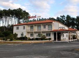 Hotel Lagoa Do Linho, Paço