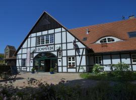 Feriendorf Alte Schmiede, Mellenthin